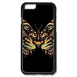 IPhone 6 Cases Camouflage Butterfly Tiger Design Hard Back Cover Proctector Desgined By RRG2G