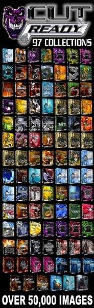 amazon com huge hunting fishing mega vault vector clipart vinyl rh amazon com clip art programs to buy clip art programs to download
