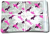 Poly Mailers, Unicorn Mailer Bags, 10x13, 100 Ct, Designer Print Shipping Envelopes with Self Seal Flap