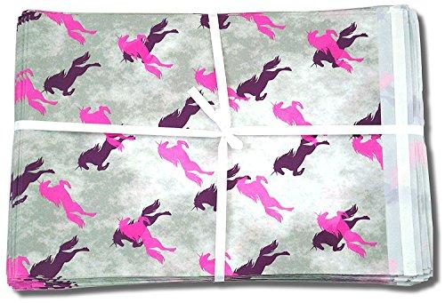 Mailers Unicorn Designer Shipping Envelopes