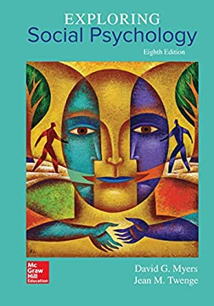 social psychology david myers pdf