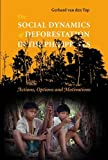 Social Dynamics of Deforestation in the Philippines, Gerhard van den Top, 8791114535