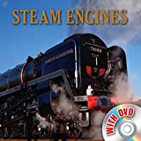 Steam Engines (Vehicle Book and DVD)