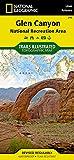 Glen Canyon National Recreation Area: Utah / Arizona, USA (Trails Illustrated Map # 213)