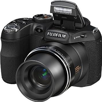 Amazon.com : Fujifilm FinePix S1600 12.2 MP Digital Camera ...
