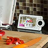 """Project Nursery 5"""" HD Baby Monitor Deluxe System"""
