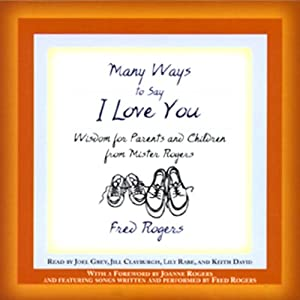 Many Ways to Say I Love You Audiobook