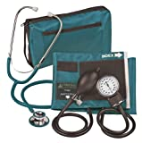 Best Veridian Stethoscopes - Veridian 02-12713 Aneroid Sphygmomanometer with Dual-head Stethoscope Kit Review