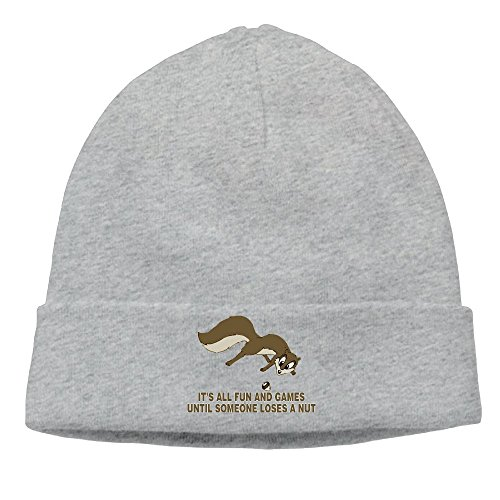 All That Jazz Velvet Hat (Fashion Warm Hats For Men & Women It's All Fun and Games Until Someone Loses A Nut Unisex Winter Knitting Hat Cool Beanie Cap)
