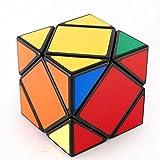 Mayatra's Shengshou Magic Puzzle Cube Square Tuning Spring Skewb Toy 3x3x3