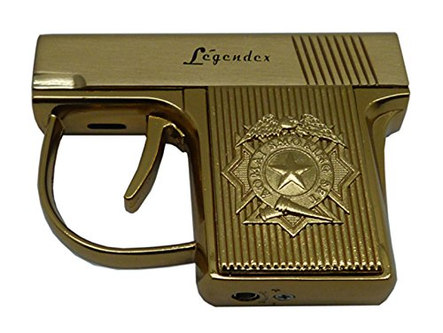 Amazon Lightning Deal 65% claimed: Legendex Gunner Torch Lighter 06-50-102 Titanium satin