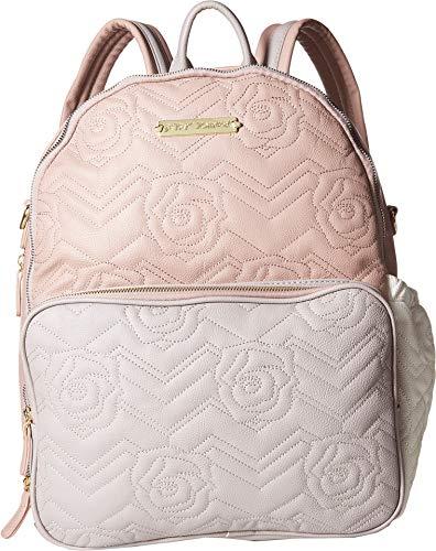 Betsey Johnson Women's Convertible Backpack Diaper Bag