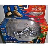 Orange County Choppers American Chopper Lucys Bike 1:18 Scale Die Cast