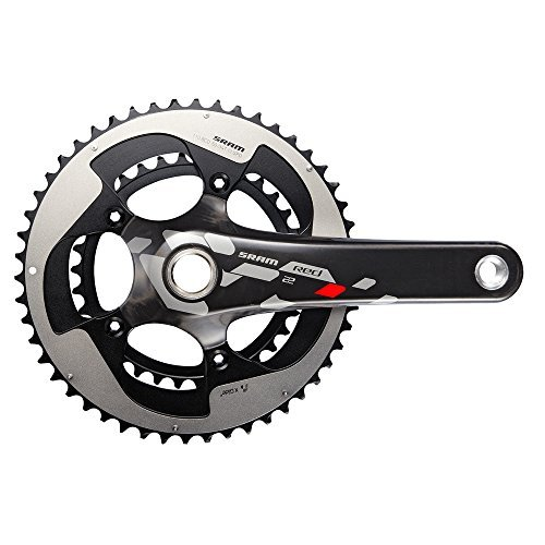 SRAM red22クランクセットExogram bb30 172.5 MM 53 – 39t without軸受by SRAM Road B01LFLXJBO