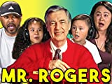 Kids/Parents React To Mr. Rogers (Won't You Be My Neighbor? Trailer)