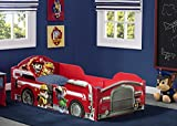 Delta Children Wood Toddler Bed, Nick Jr. PAW