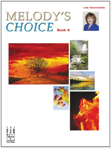 Melody's Choice, Book 4