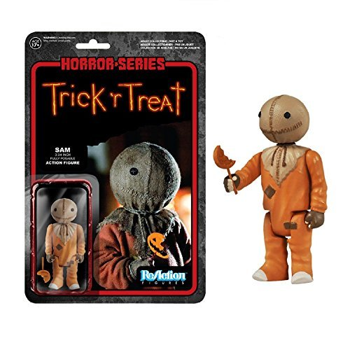 REACTION: HORROR-TRICK'R TREAT-SAM by FunKo -  6475305