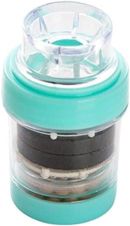 OUNONA magnética Carga Frontal Grifo/Filtro Agua Grifo, Limpiador ...