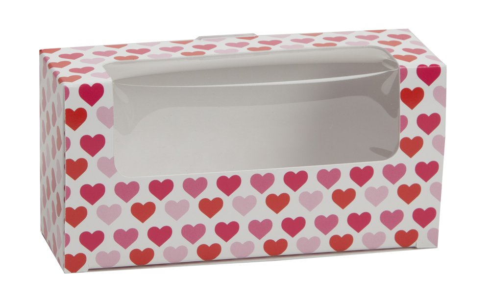 Packed with Love Auto Bottom Box (250, 1/2 lb with Window)
