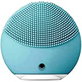 LUNA mini 2 Facial Cleansing Brush,Light Blue [MUFAENS]