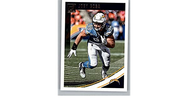 c77850b0d Amazon.com  2018 Donruss Football  156 Joey Bosa Los Angeles Chargers  Official NFL Trading Card  Collectibles   Fine Art