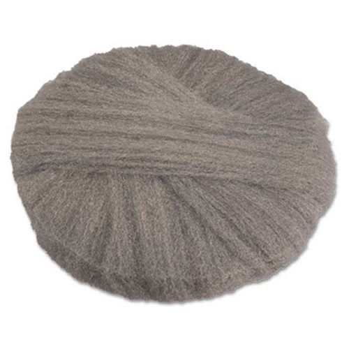 Pad Carton - GMT Grade #3 Standard Radial Steel Wool Floor Pads, Hard Floor, 20