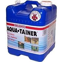 Recipiente de agua rígida de 7 galones Reliance Products Aqua-Tainer