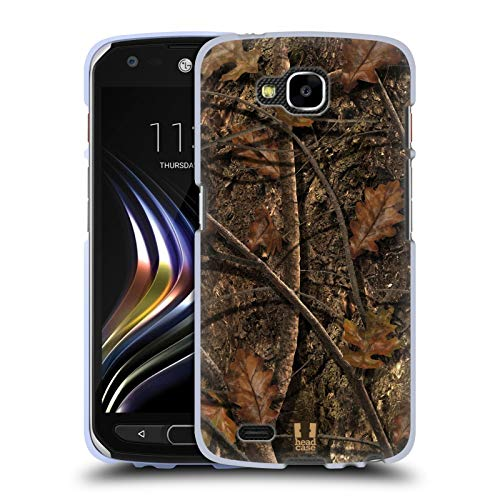 (Head Case Designs Fall Deer Hunt Camouflage Hunting Soft Gel Case for LG X Venture)