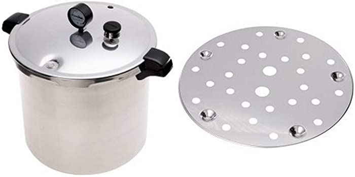The Best Presto Cooker 23 Qt