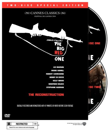 The Big Red One (The Reconstruction) (Special Edition, Amaray Case, Widescreen, Subtitled, Dubbed)
