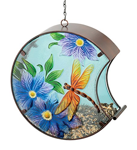 Regal Art & Gift 11687 Hand Painted Bird Feeder, ()