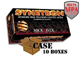 Microflex - Synetron Polymer-Coated Latex Examination Gloves - Case - size: X-Large