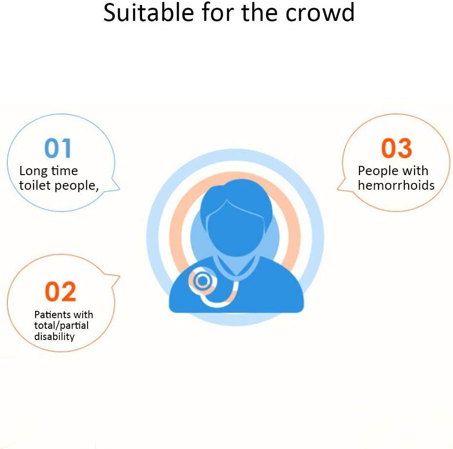 Coussins gonflables /à air pour les personnes /âg/ées Coussin respirant et de confort anti-escarre pour les patients Soulagement de la hanche SoutienLeg Supportack Support Soulager la pression