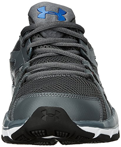 Under Armour Men's Strive 6 Rhino Gray/White/Ultra Blue cheap sale best new cheap online discount codes clearance store discount sneakernews clearance store sale online Vw9Bx