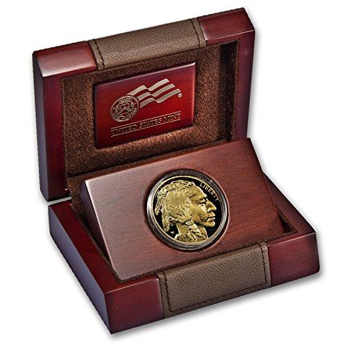 2014 Gold Buffalo - 2014 W 1 oz Proof Gold Buffalo (w/Box & COA) 1 OZ Brilliant Uncirculated