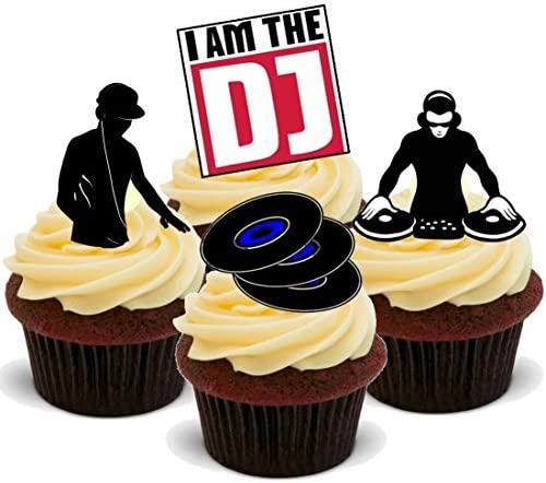Magnificent Dj Mix Disc Jockey Ibiza Fun Novelty Birthday Premium Stand Up Personalised Birthday Cards Cominlily Jamesorg