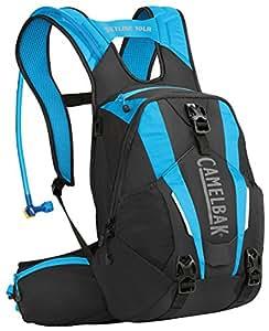 CamelBak 2016 Skyline 10 LR Hydration Pack, Black/Atomic Blue,