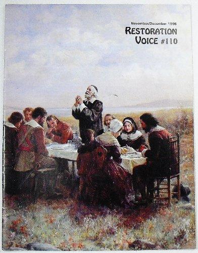 Restoration Voice, Number 110, November/December 1996
