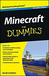 Minecraft Recipes For Dummies (For Dummies Series): Amazon co uk
