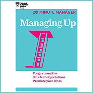 Managing Up Audiobook