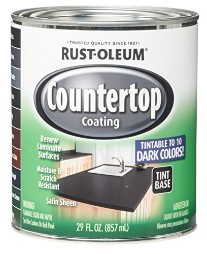 RUST-OLEUM 254853 Quart Interior Countertop Coating
