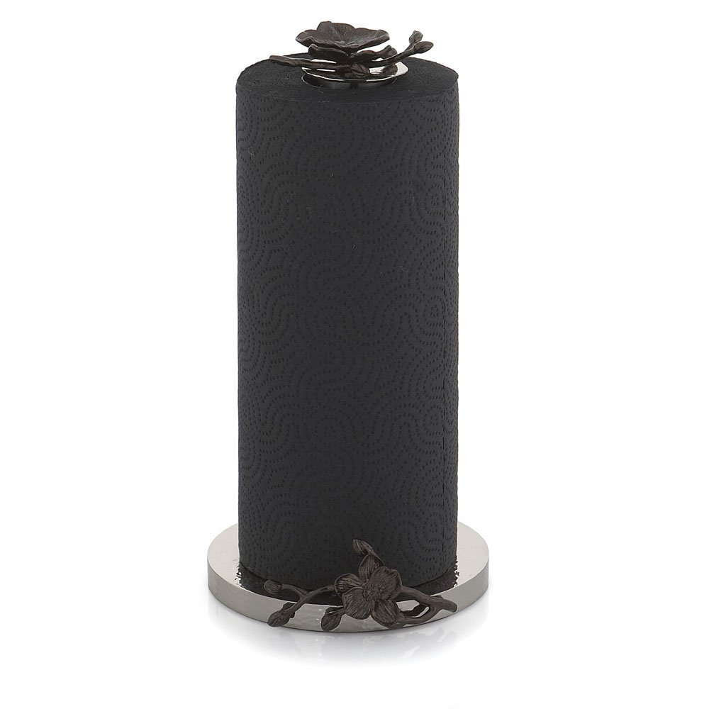 Michael Aram Black Orchid Paper Towel Holder by Michael Aram