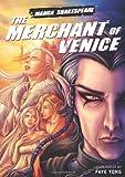 Merchant of Venice (Manga Shakespeare)