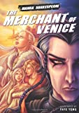 The Merchant of Venice (Manga Shakespeare)