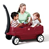 Best Kids Wagons - Step 2 Neighborhood Wagon In Red Review