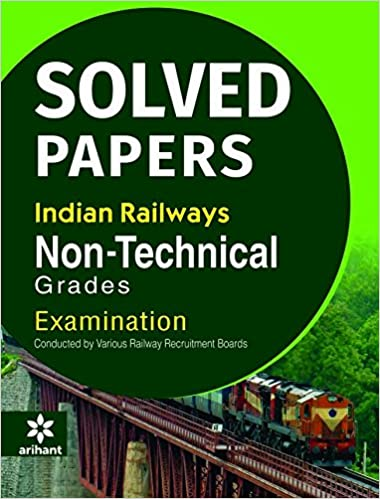 Previous year question papers for Indian railway TTE post
