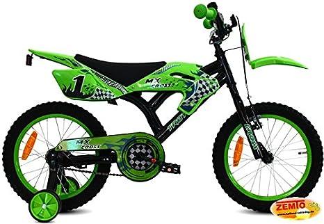 Niño bicicleta 16 pulgadas