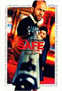 Safe Poster ( 11 x 17 - 28cm x 44cm ) (Style B) (2012) by Decorative Wall Poster
