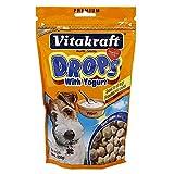 Cheap Vitakraft Dog Drops With Yogurt Treat, Dog Snacks, 8.8 Ounce Pouch